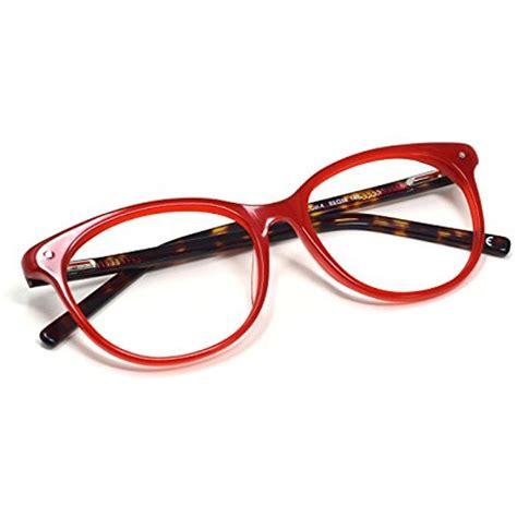 tijn color contrast reading prescription eyewear frames