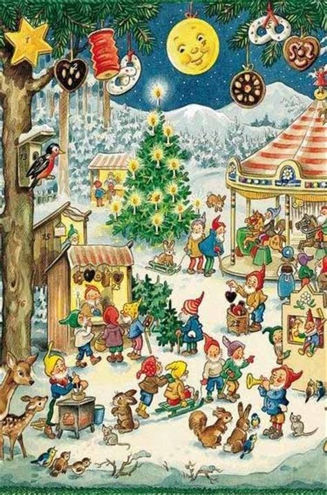 Do They Advent Calendars In Germany 17 Best Images About Elves And Gnomes And Pixies On