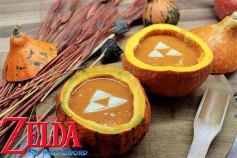 cocina zelda sopa de calabaza the legend of zelda skyward sword el