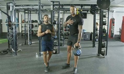 functional upper body workout puregym