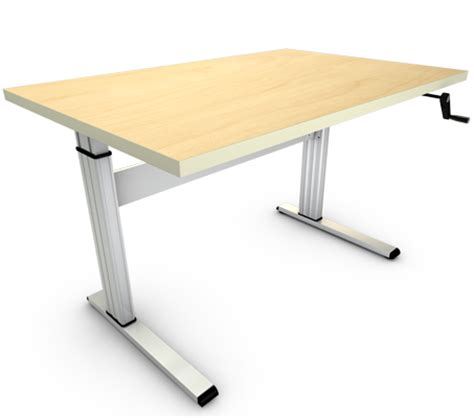 Ada Desk by Handicap Wheelchair Accessible Environments Computer Desks