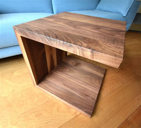 couch tables occasional table to slide over the sofa daan mulder