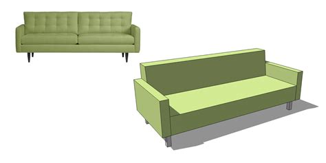 shopping for sofas retired sketchup blog the nerdiest sofa shopping tool ever