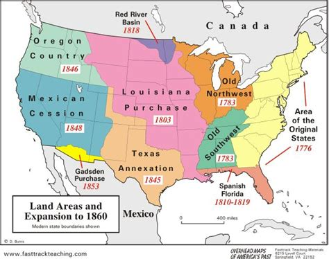louisiana purchase interactive map westward expansion map thinglink