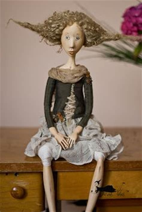 How To Make Paper Clay Dolls - 1000 images about dolls dolls on