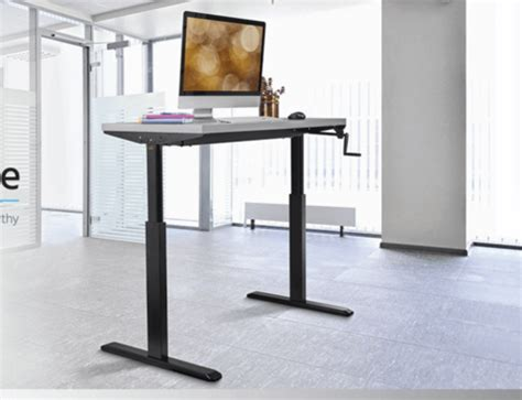 height adjustable desk india non electric height adjustable desk ergoshopping india