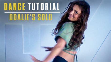 tutorial dance hot summer step up high water dance tutorial odalie s solo youtube