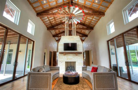 cool ceilings cool ceiling fans living room tropical with beige curtains