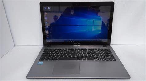 asus x550c 15 6 quot touchscreen laptop i5 3rd 8gb 640gb windows 10