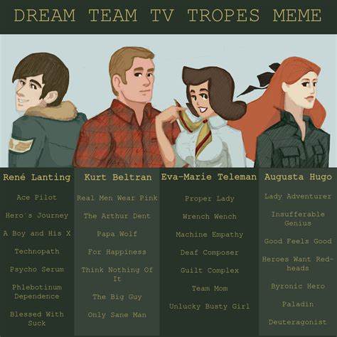 Or Tv Tropes Team Tv Tropes Meme By Kiyae On Deviantart