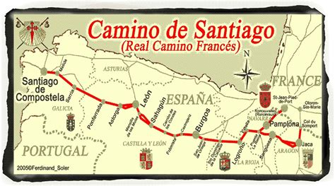 camino de santiago pilgrimage route walking the camino de santiago welcome to holy