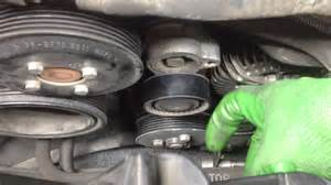 how to replace belts youtube bmw serpentine belt replacement youtube autos post