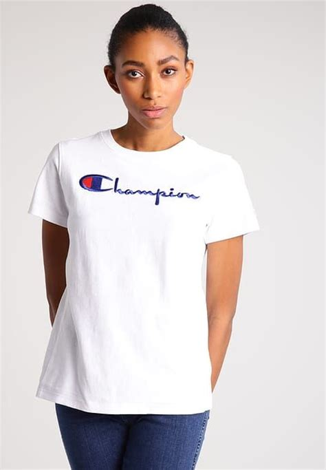 White T Shirt Zalando by Chion Weave T Shirt Basique White Zalando Fr Chion Shirts T Shirt Et