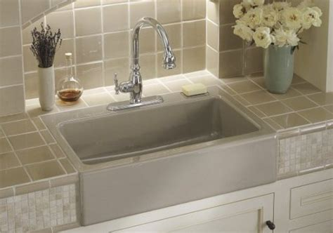 how to install ceramic tiles kitchen sink