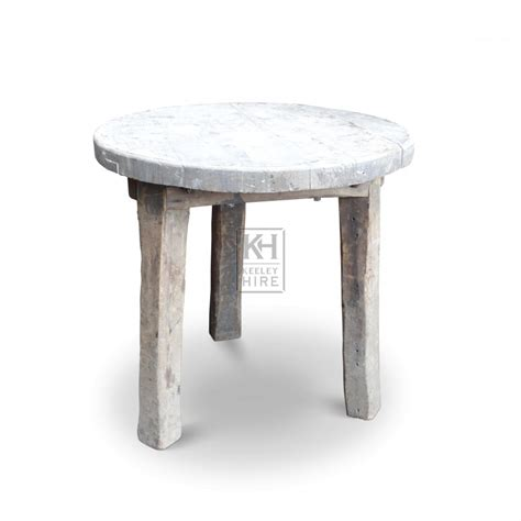 Small Wooden Table Prop Hire 187 Tables 187 3 Leg Small Wooden Table