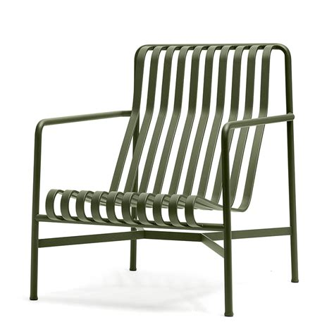 Hay Lounge Chair by Hay Palissade High Outdoor Lounge Chair Buy Today