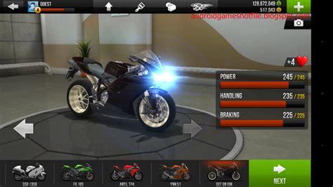 mod game of traffic rider traffic rider v1 0 mod apk unlimited money gold