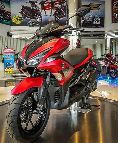Alarm Motor Di Dealer Yamaha yamaha aerox 155 sudah di dealer semarang harga berapa ya
