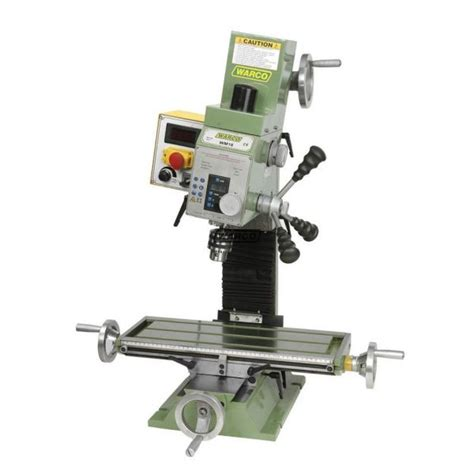 warco wm  milling machine high quality metalworking mill