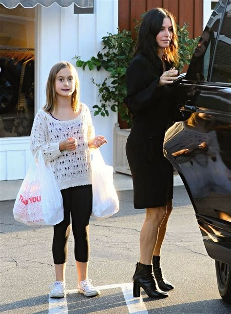 courteney cox daughter coco courteney cox pictures courteney cox daughter coco