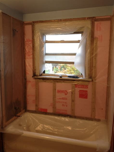 bathroom insulation vapor barrier home design