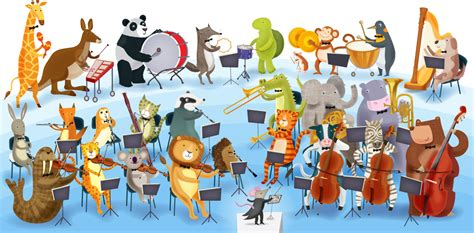 orchestra clipart noise clipart kid orchestra pencil and in color noise