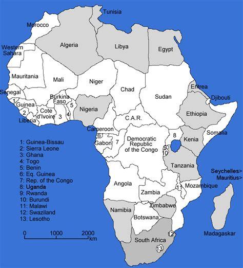 printable map of zimbabwe in africa zimbabwe map of africa