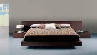 modern beds contemporary platform beds wood shop