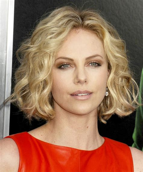 medium length bob hairstyles 2013 curly 30 awesome short wavy hairstyles creativefan
