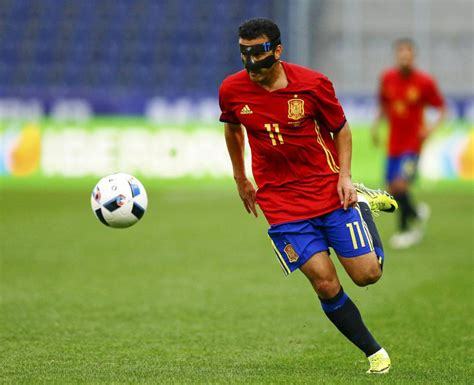 football as football spain s will have the shortest average squad at euro 2016