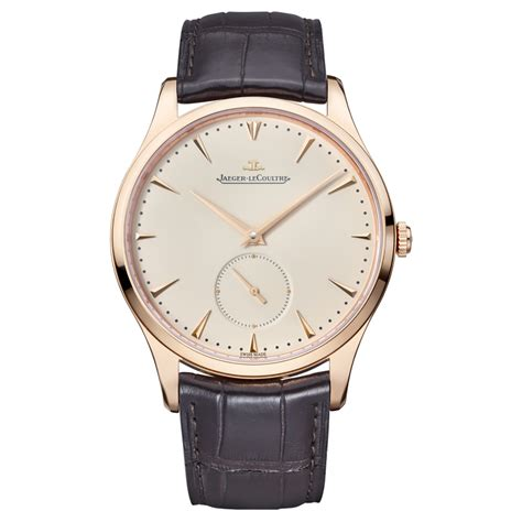 jaeger lecoultre master grande ultra thin small second
