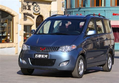 Wuling Hongguang The 170 Best Selling Cars Around The Globe The