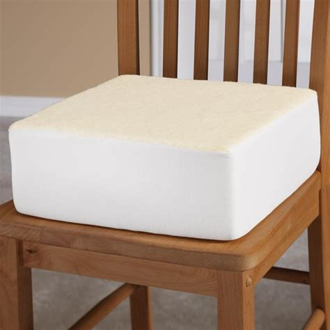 Foam Chair Pads by Foam Chair Cushion Thick Chair Cushion Easy Comforts