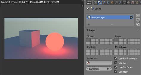 blender tutorial render layers digitized life blender 2 77 render layers