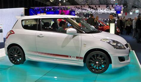 Suzuki Sport 2012 Accessories Suzuki Sport Live Photos 2011 Frankfurt Auto Show