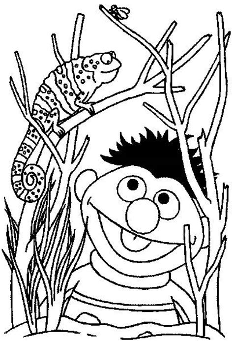 Coloring Pages Bert And Ernie Picture 23 Bert And Ernie Coloring Pages