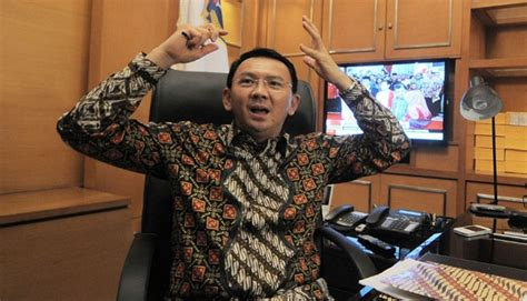 ahok 2019 i will be president national tempo co ahok to limit cash withdrawals by civil servants to rp25m