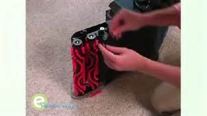 Diy Rug Cleaner How To Replace The Belt Amp Brushroll On Bissell Proheat 2x