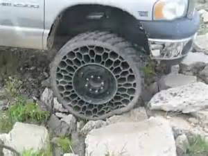New Car Tires No Air Airless Tire Hummer
