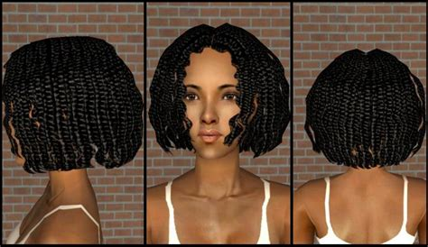 the sims 3 african twists mod the sims quot jayurban s short braids texture for da
