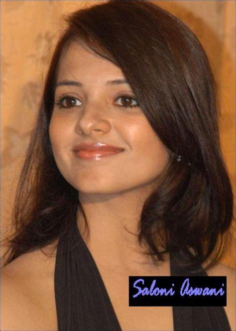 sindhi film stars in bollywood saloni aswani stars profile