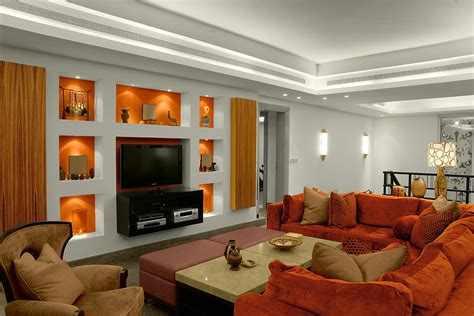 ways  beautify  home  illuminated wall niches