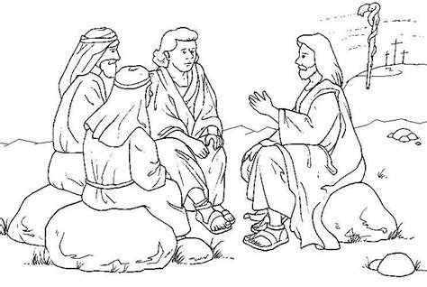 coloring pages jesus preaching cool coloring pages jesus sermon on the mount images