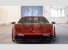 Ares Panther Is the Lamborghini Huracan-based DeTomaso ... G Reborn
