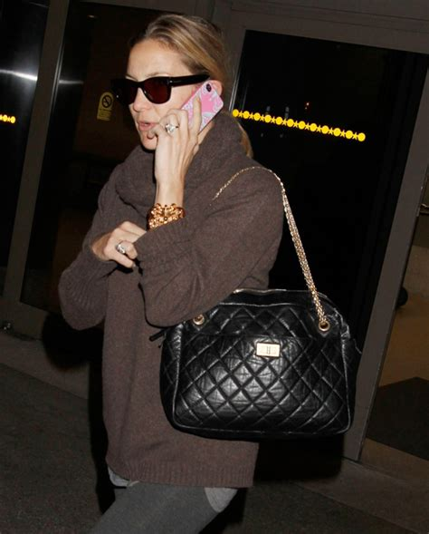 Kate Hudsons Chanel Purse by The Many Bags Of Kate Hudson Page 5 Of 28 Purseblog