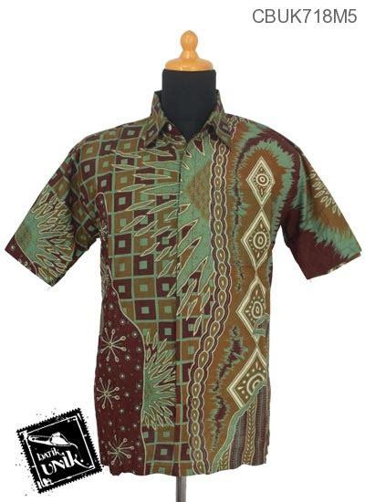 Atasan Wanira Motif Bati Terbaru Dari Inficlo Dgn Harga Dijakinmurah baju batik kemeja motif surya tenggelam kemeja pendek murah batikunik
