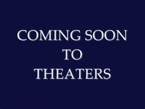 cinema 21 coming soon coming soon to theaters fake youtube