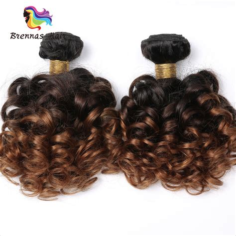 Promo 3pcs Syoss Bouncy Curl 150ml 100 human hair bouncy curly 1b 30 hair bundles human hair no shedding no tangle