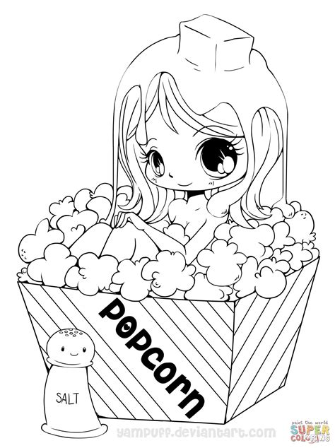 kawaii coloring book kawaii coloring pages collection free coloring books