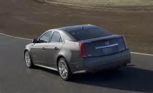 11 Cadillac Cts 2010 Cadillac Cts Image 11